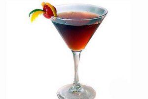 рецепт коктейля из вермута и греннадина
